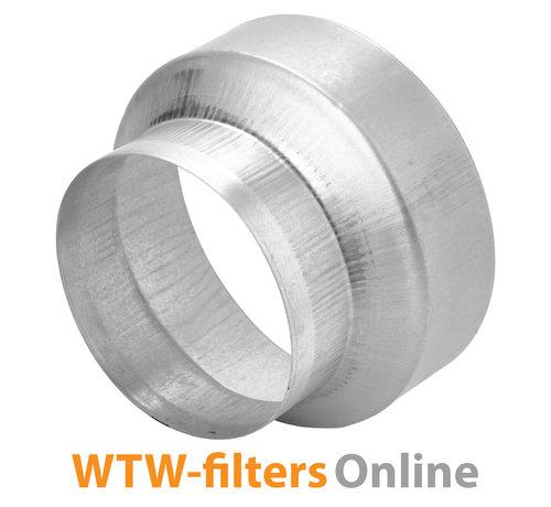 WTW-filtersOnline Verloopstuk Ø 200-160 mm.