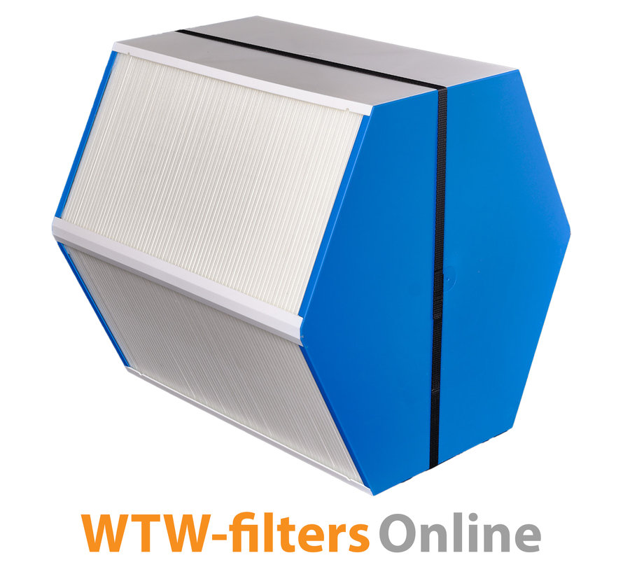 Zehnder Enthalpie Wisselaar WHR 930 / ComfoAir 350 / ComfoD 350