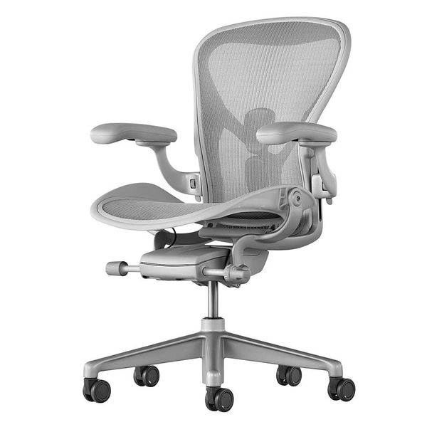 Herman Miller Aeron Remastered Mineral