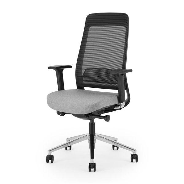FILO bureaustoel | black - grey
