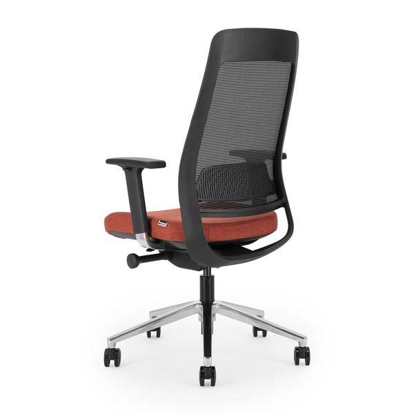 FILO bureaustoel | black - red