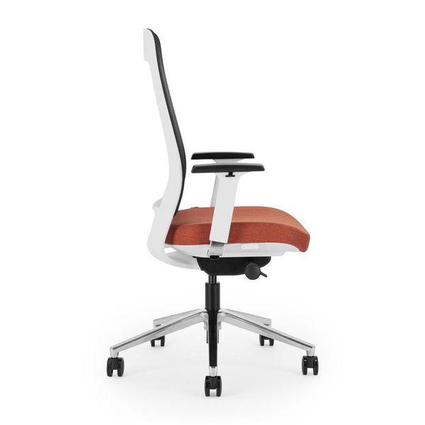 BENE bureaustoel   white - red