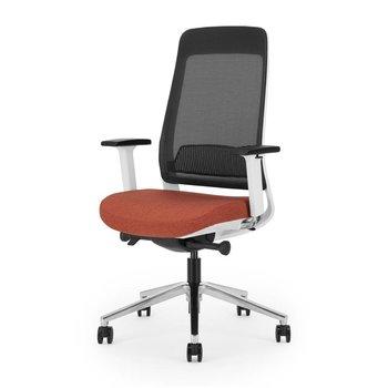 FILO bureaustoel | white - red