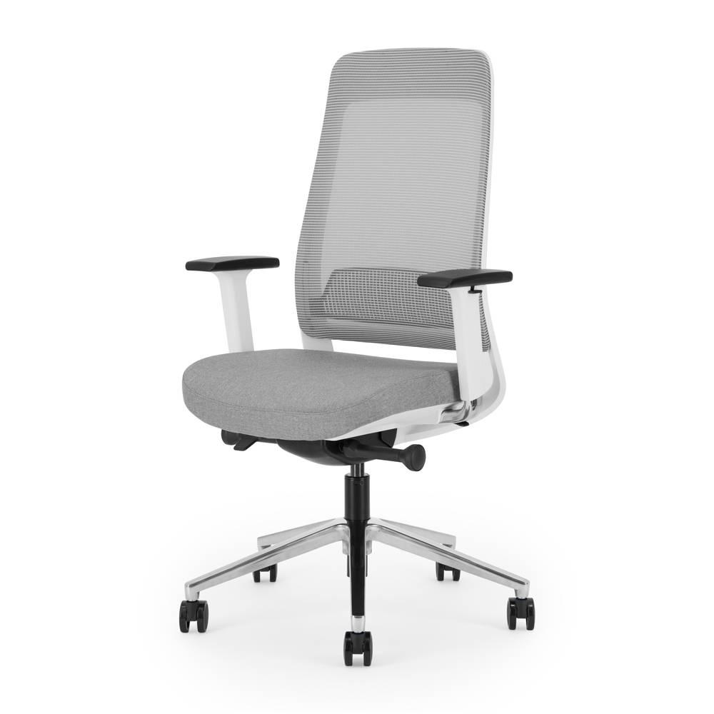 Bureaustoel Beste Getest.Bureaustoel Bene Grey Grey Ito Design Product
