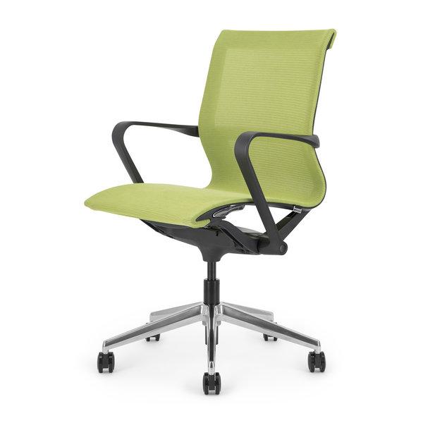 LUCE bureaustoel | black - green
