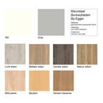 Hoekbureau PP Design aluminium