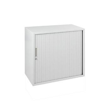 ECO Line 72,5x80x43 wit/zwart/aluminium