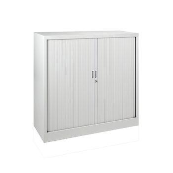 ECO Line 105x120x43 wit/zwart/aluminium