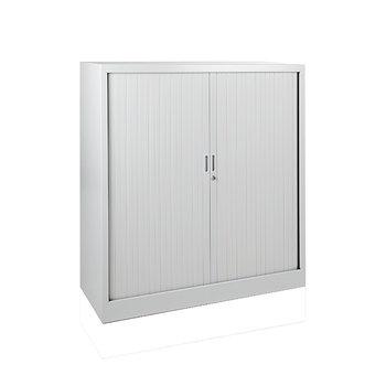 ECO Line  118x120x43 wit/zwart/aluminium