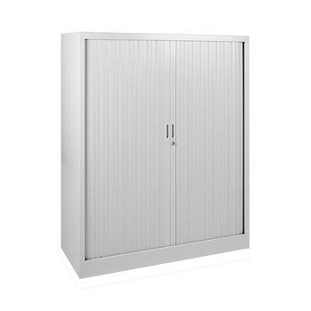 ECO Line 135x120x43 wit/zwart/aluminium