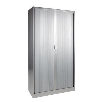 ECO Line 198x100x43 wit/zwart/aluminium