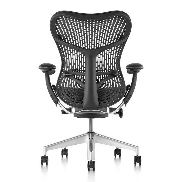 Herman Miller Mirra 2 Graphite - aluminium