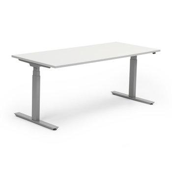 InMotion | aluminium - grijs