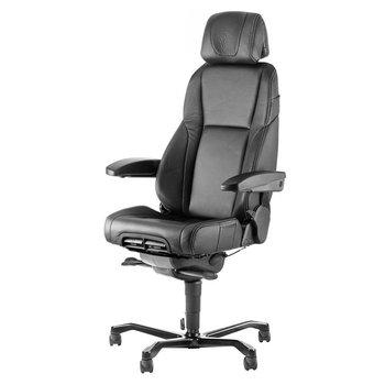 24-uurs bureaustoel MY Office Premium Leder