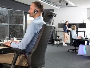 De veranderende werkplek | Kies nu voor een 24-uurs bureaustoel!