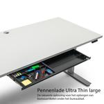 Zit sta bureau InMotion aluminium | div. kleuren