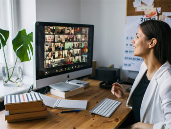 Digitaal vergaderen | Van vergaderruimte naar conference call!