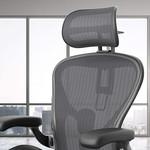 Herman Miller Aeron Remastered Carbon - aluminium