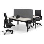 MY Workplace Adjust OMT duo zwart