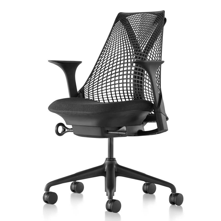 Strange Herman Miller Sayl Bureaustoel Nu Scherp Geprijsd Pabps2019 Chair Design Images Pabps2019Com