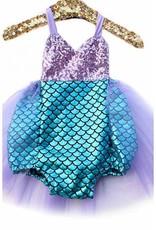 Robe de sirène douce