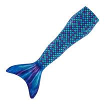 Purple Jungle zeemeermin staart