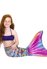 Little Diva mermaid tail