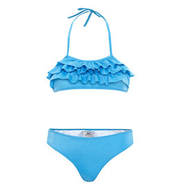 NoordZeemeermin Bikini Bleu Bébé