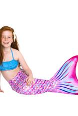NoordZeemeermin Rosie Rose mermaid tail