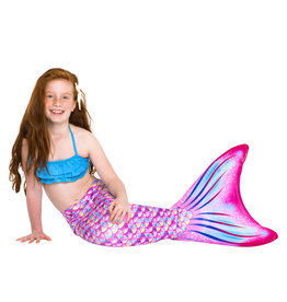 NoordZeemeermin Rosie Rose mermaid tail