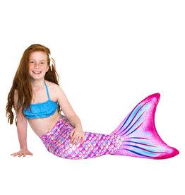 Rosie Rose mermaid tail