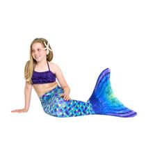 Purplelicious mermaid tail