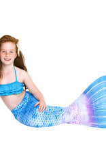 Blue Fantasy zeemeermin staart