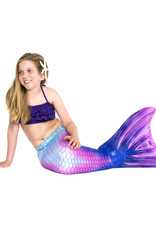 The Perfect Swirl mermaid tail