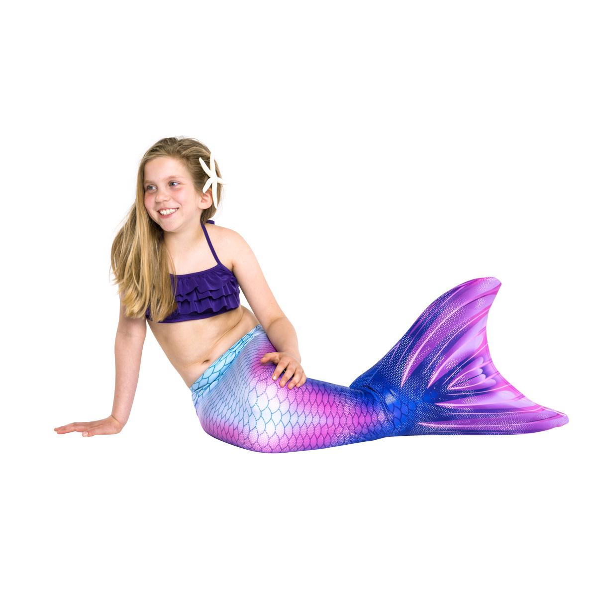 NoordZeemeermin The Perfect Swirl mermaid tail