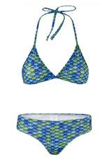 Bikini Greeny triangel maat L ( 158164)