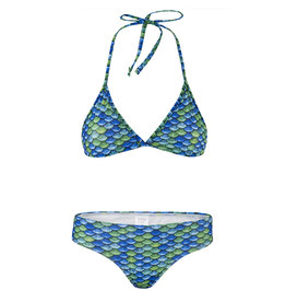Bikini Greeny triangle size L (158164)
