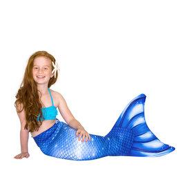 Deep Blue Sea mermaid tail
