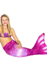 Pink Perfection Mermaid tail