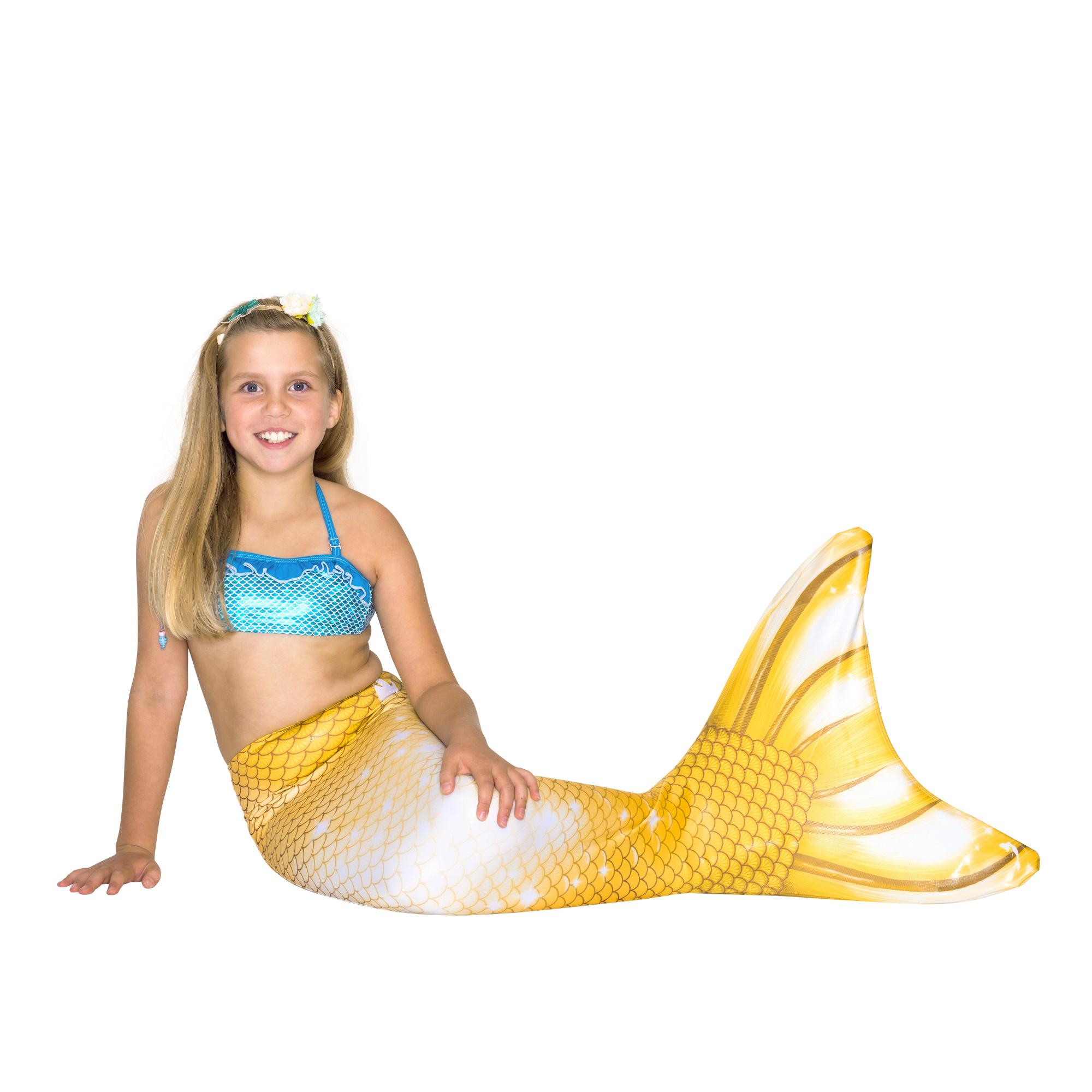 NoordZeemeermin Sea Sunrise Mermaid tail