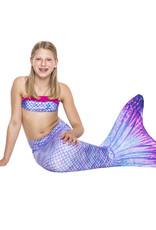 Complete set with Mermaid Tail, Monovin and Bikini top