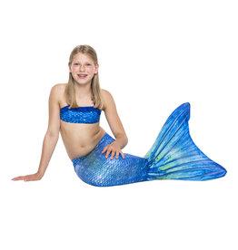NoordZeemeermin Complete set with mermaid tail size 12, Monovin and Bikini