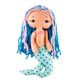 Sirène poupées porte-bonheur