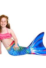 NoordZeemeermin Pinky sirène bikini
