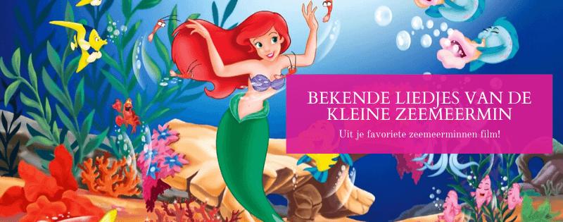 Bekende liedjes van De Kleine Zeemeermin