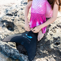 NoordZeemeermin Pretty Pastel Mermaid tail
