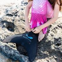 NoordZeemeermin Turquoise Turtle Mermaid Tail