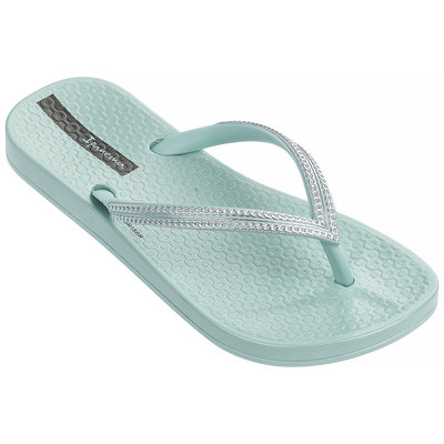 Ipanema Slippers Anatomic Mesh (green/silver) - IpS19mg