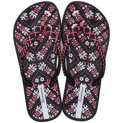 Ipanema Slippers Anatomic Lovely (black) - IpS19mg