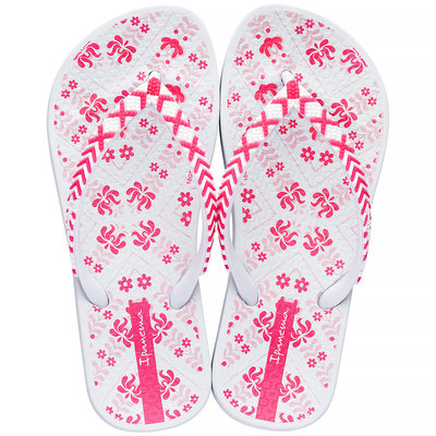 Ipanema Slippers Anatomic Lovely (white) - IpS19mg